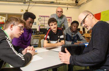 Digital Advantage training SEND pupils